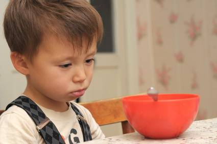 Picky Eaters vs. Problem Eaters