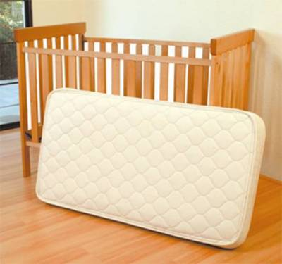 huge discount ff8c1 bd6fa Why You Should Choose an Organic Mattress for your Baby's ...